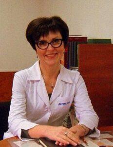 Пономаренко Ольга Викторовна