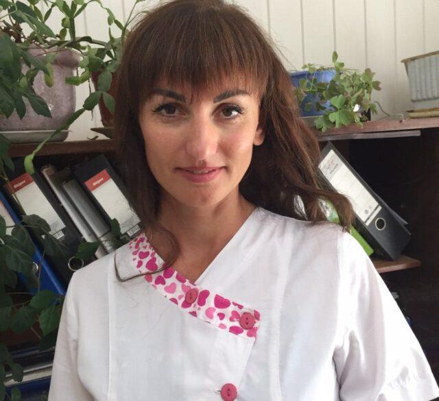 Фиалка Алина Петровна