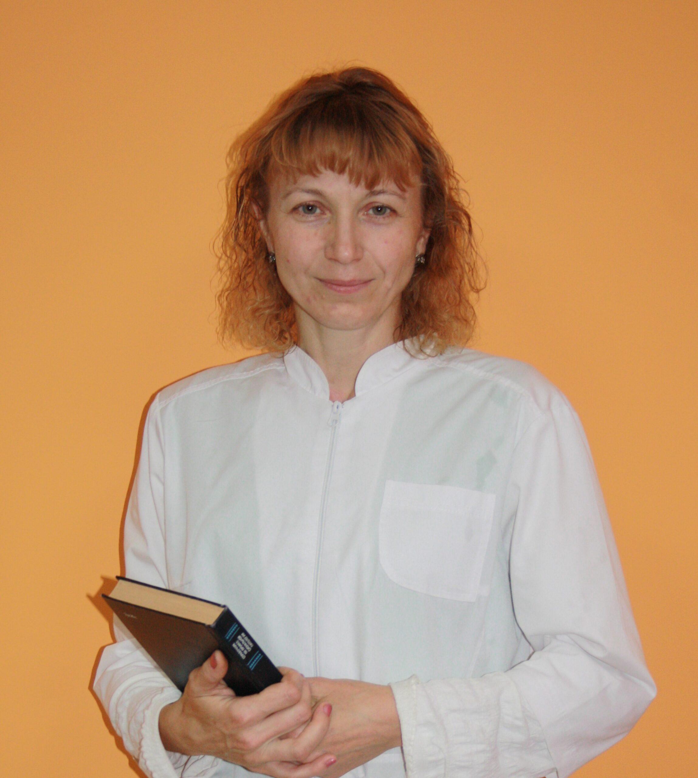 Литвиненко Марина Николаевна