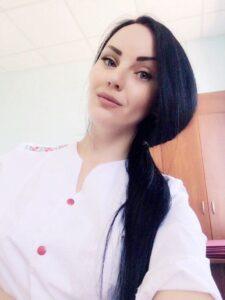 Канунникова Евгения Александровна